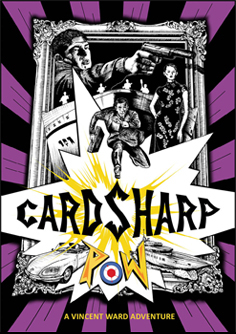 Lightening Book Promotions Tour Review: Cardsharp by Paul Oliver Westmoreland